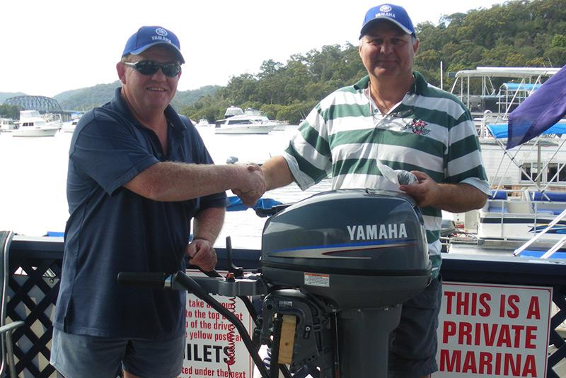 Looking forward to summer with a new Outboard !